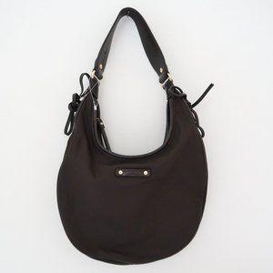 KATE SPADE nylon Flatieon Hobo bag